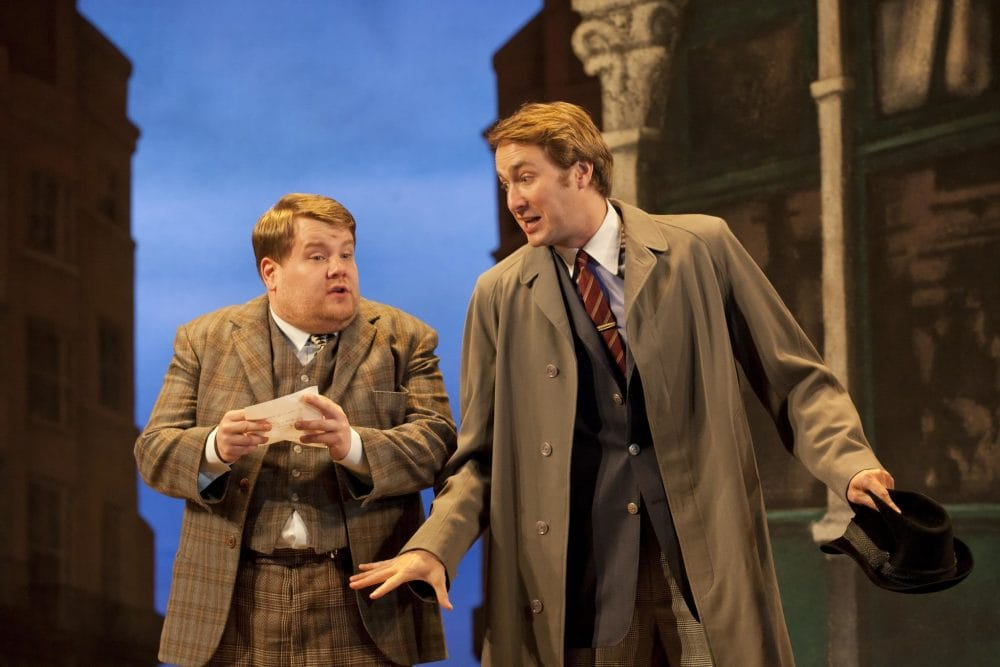 One Man, Two Guvnors, National Theatre at Home